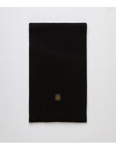 Refrigiwear sciarpa DAKOTA SCARF sciarpe unisex accessori NUOVA ORIGINALE NERO