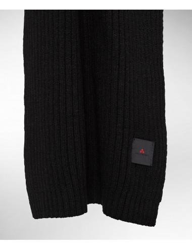 SCIARPA IN MISTO LANA Valur Neto black PEUTEREY sciarpe SCARF accessori man uomo