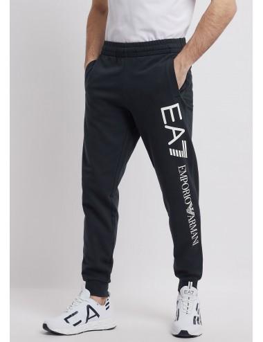 Pantalone con polsini tuta EA7 Emporio Armani uomo 8NPPC1 0544 pantaloni pants