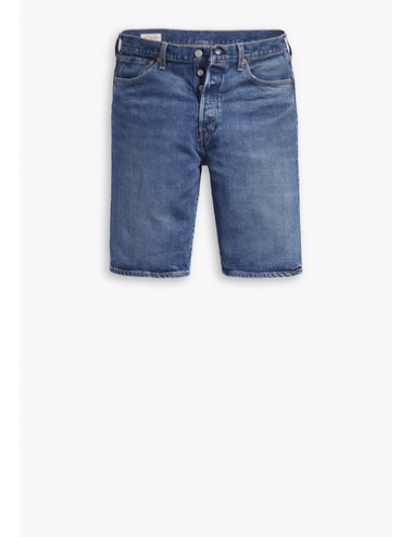 36512 0086 SHORT uomo LEVIS 501 pantaloncino denim pantalone corto bermuda man