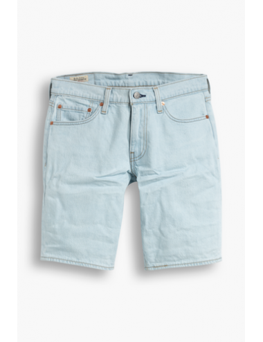 36515 SHORT uomo LEVIS 511 pantaloncino pantalone corto bermuda denim pantalone