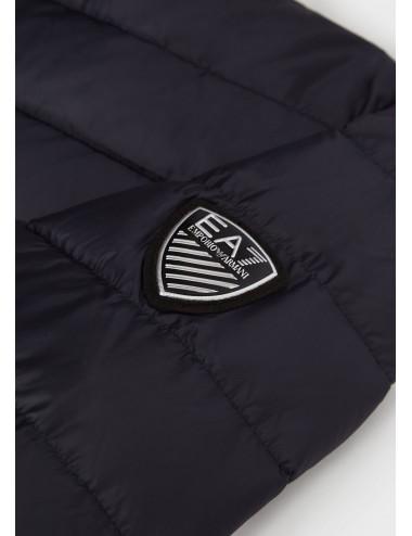 6HPB14 1578 PIUMINO blu EA7 Emporio Armani uomo giubbotto giubbino giacca man