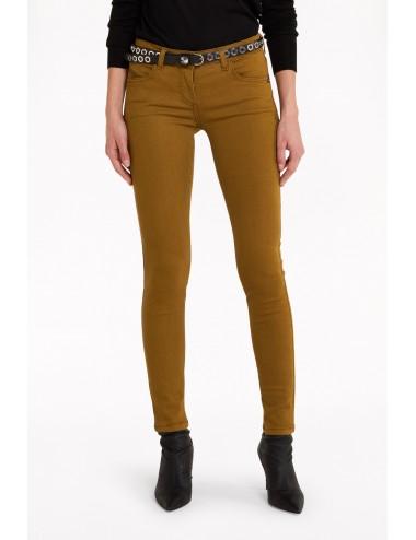CJ1186 PANTALONE donna Patrizia Pepe pantaloni jeans jegging woman trousers