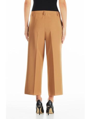 WF0322 X0307 PANTALONE LIU JO Pantaloni Cropped PANT CORTO E LARGO DONNA