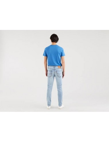 28833 0893 JEANS LEVIS 512 SLIM TAPER UOMO DENIM PANTALONE PANTALONI HERE WE GO