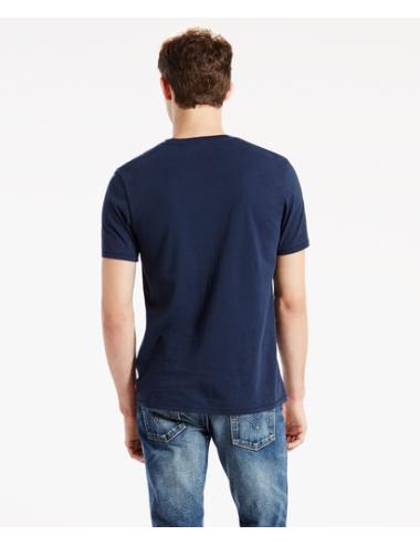 17783 0139 T SHIRT uomo basic LEVIS maglia GRAHIC SET IN NECK NECK maglietta man