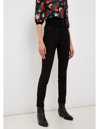 WXX043 T7896 PANTALONE DONNA LIU JO PANTALONI SLIM FIT ELEGANTE WOMAN no jeans